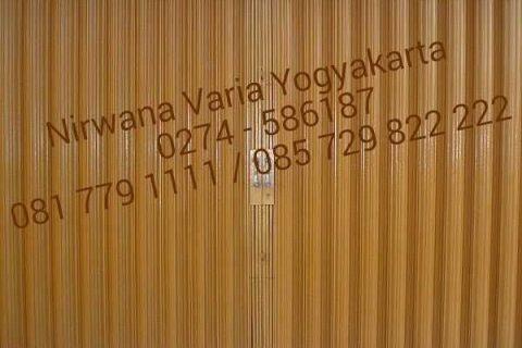 Folding Gate Nirwana Grup