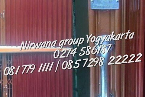 pintu folding gate nirwana grup solo jogja semarang anti karat awet kuat