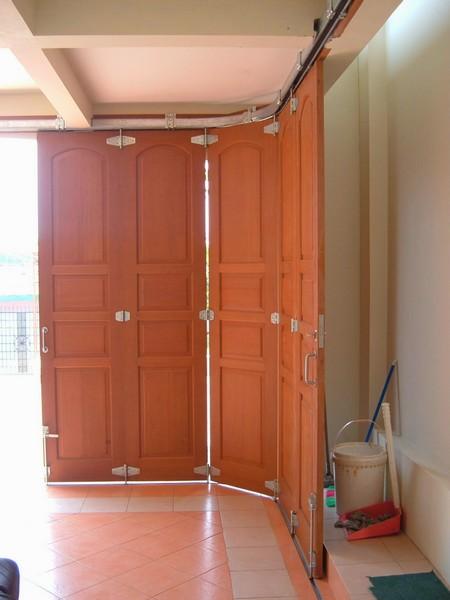 pintu partisi geser jogja solo semarang