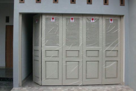 pintu lipat minimalis jogja
