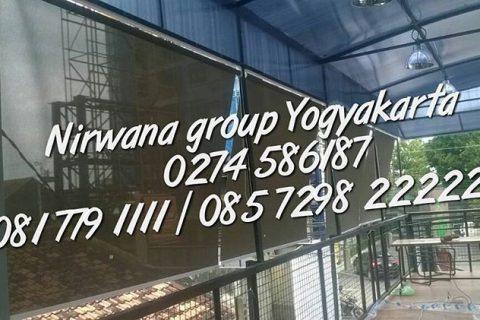 roller Blind nirwana grup jogja solo semarang