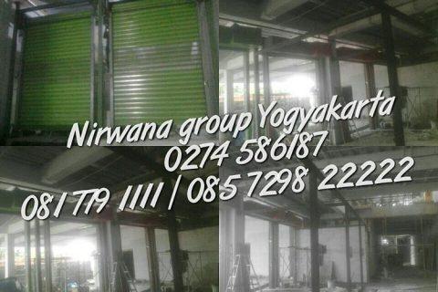 rolling door industri nirwana grup yogyakarta solo semarang
