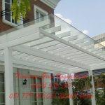 Percantik Rumah dengan Canopy