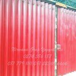 Langkah-langkah Memasang Pintu Folding Gate