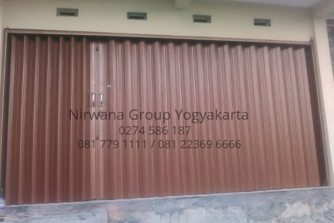 Pintu Folding Gate Jogja Solo Semarang