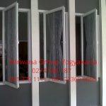 Tahap memasang kusen jendela aluminium