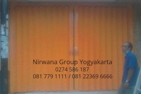 Pintu Harmonika Jogja Solo Semarang