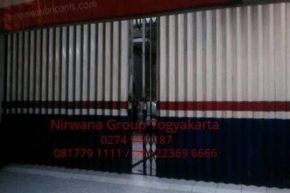 Service Folding Gate Jogja. Solo, Semarang