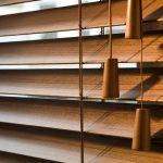 Penggunaan Wooden Blinds Memberikan Kesan Minimalis dan Artistik pada ruangan anda