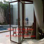Kelebihan Menggunakan Pintu Lipat Alumimium
