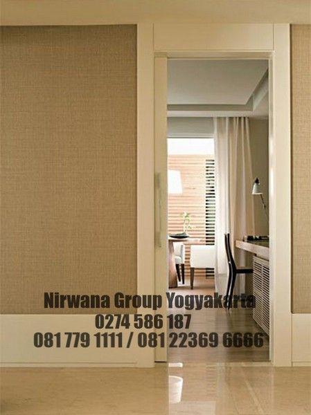 Desain Pintu Geser Minimalis Yang Unik Dan Modern Nirwana Group