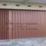 Keamanan Dari Pintu Folding Gate Nirwana