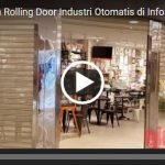 Video Rolling Door Industri Otomatis