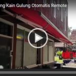 Video Canopy Kain Gulung Otomatis
