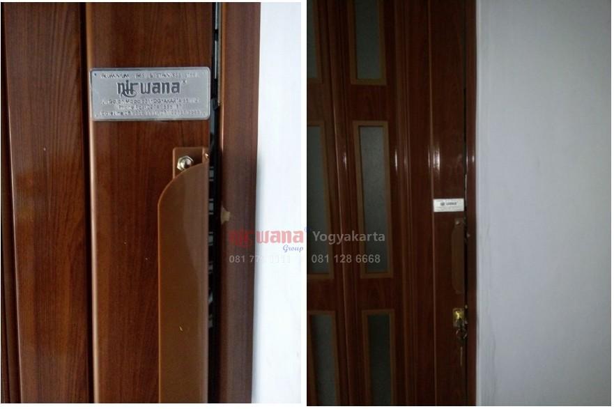 Pusat Folding Door Jogja, Solo, Semarang - Nirwana Group Yogyakarta