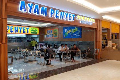 Ayam Penyet Surabaya - Transmart Pabelan Sukoharjo