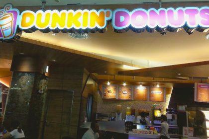 dunkin donuts amplaz jogja