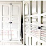 Pintu Lipat Garasi Besi & Baja Standar