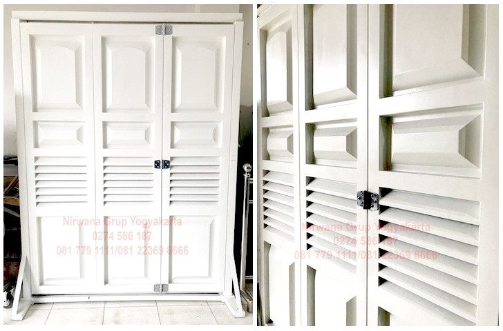 pintu lipat besi beaja