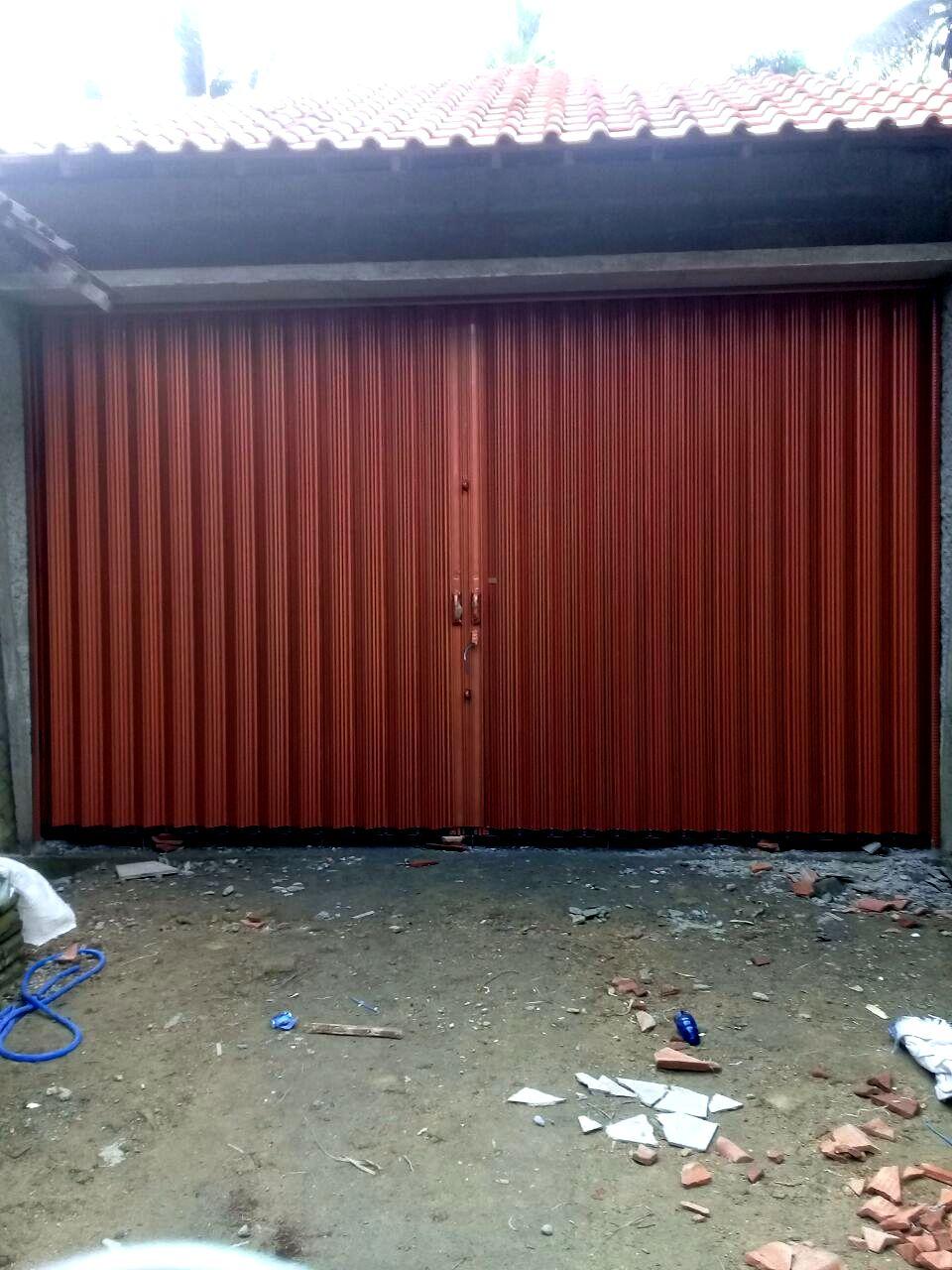 Pemasangan Folding Gate di Kulon Progo Yogyakarta - Nirwana Group ...