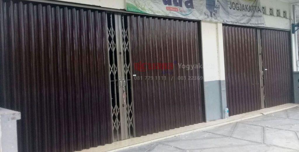 Pintu Folding Gate Semarang