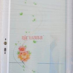Pintu Kamar Mandi Aluminium Full Kaca