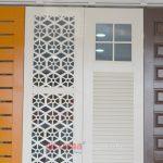 Pintu Lipat Garasi Besi & Baja Premium