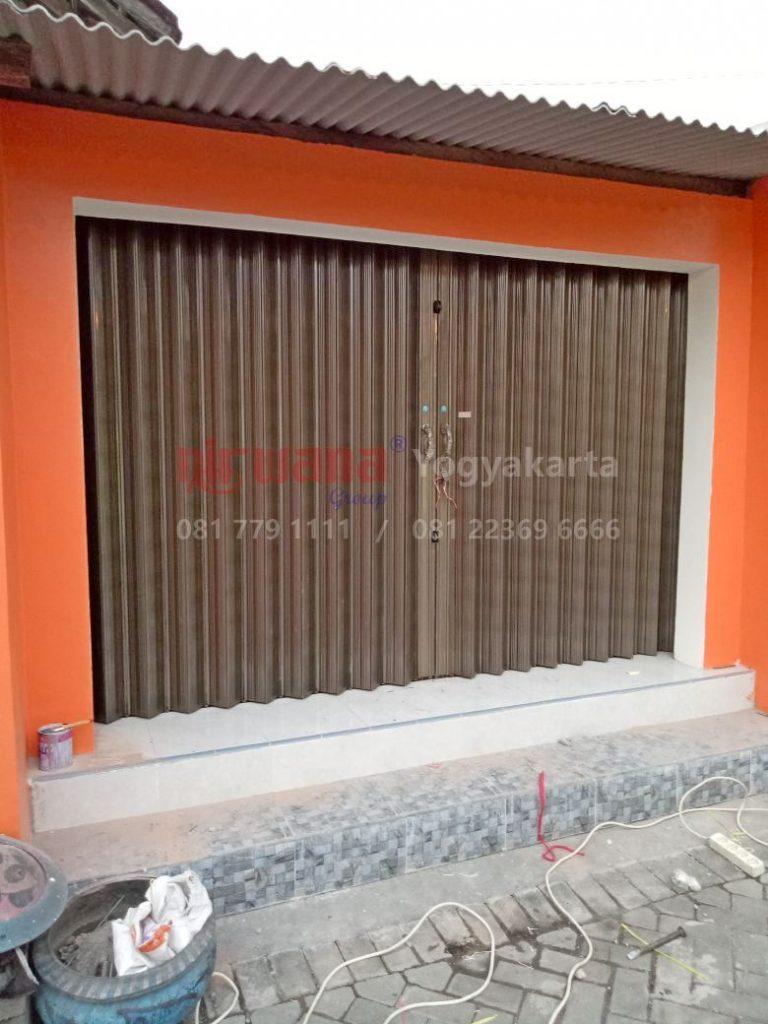 Pemasangan Pintu Folding Gate Jakartaan di Gedongkiwo, Mantrijeron ...