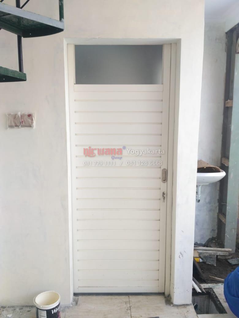 Model Pintu Kamar Mandi Dari Aluminium Seputar Model