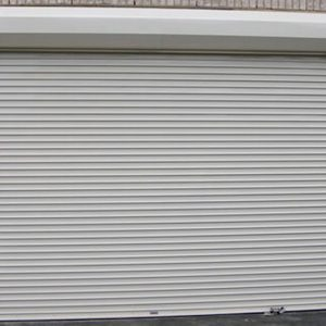 Rolling Door Besi & Aluminium