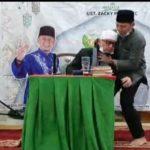 Ustadz Zacky Mirza Pingsan Saat Ceramah di Pekanbaru
