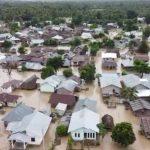 Banjir Bandang di NTT, Mengakibatkan 54 Orang Meninggal dan Permukiman Porak-poranda
