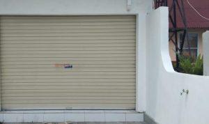 Rolling Door One Sheet Polos di Jl Patukan