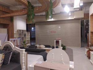 Rolling Door Electric Unihome Pakuwon Mall