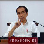 Presiden Jokowi Minta Tak Ada Lagi Kekerasan ke Pedagang Selama PPKM