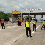 Seluruh Exit Tol di Jawa Tengah Ditutup 16-22 Juli 2021