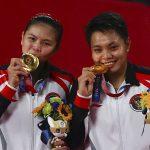 Medali Emas Greysia/Apriyani Menjadi Kado Ulang Tahun Kemerdekaan Republik Indonesia