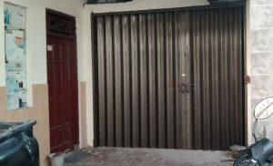 Proyek Folding Gate Premium