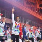 Setelah Sukses PON XX , Presiden Jokowi Restui Papua Menjadi Provinsi Olahraga Nasional